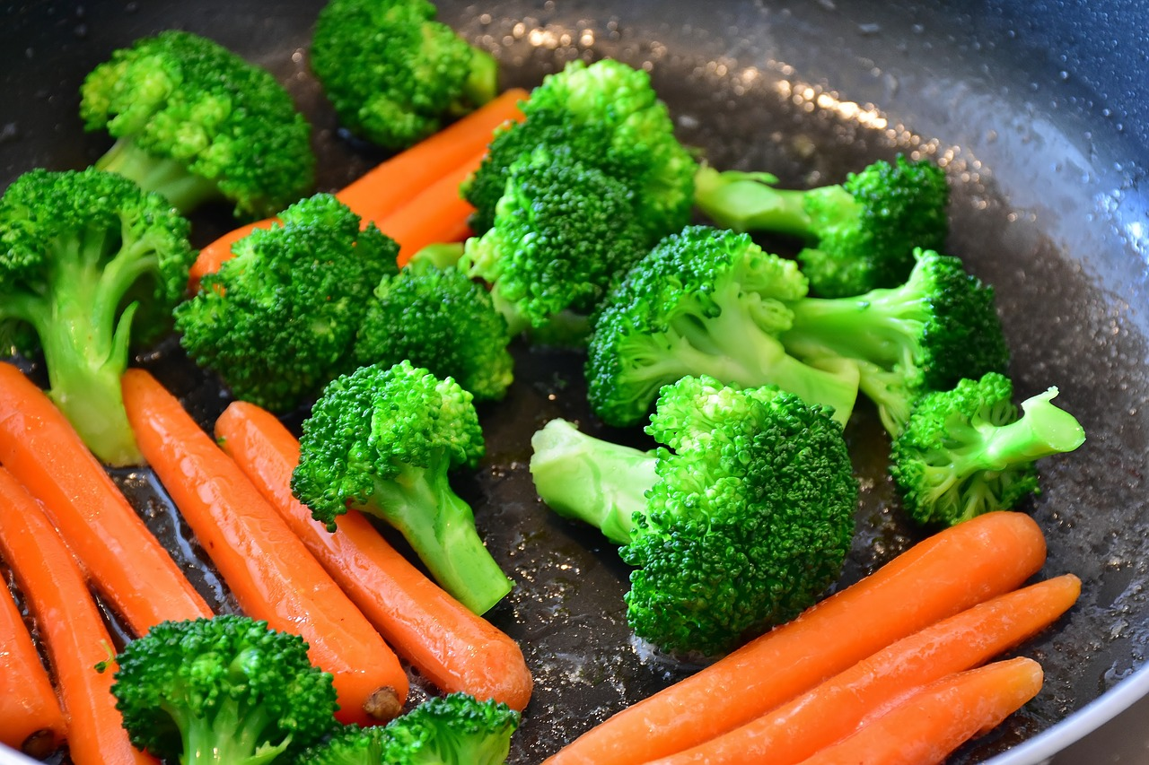 Najzdrowsze warzywa – czyli co należy jeść