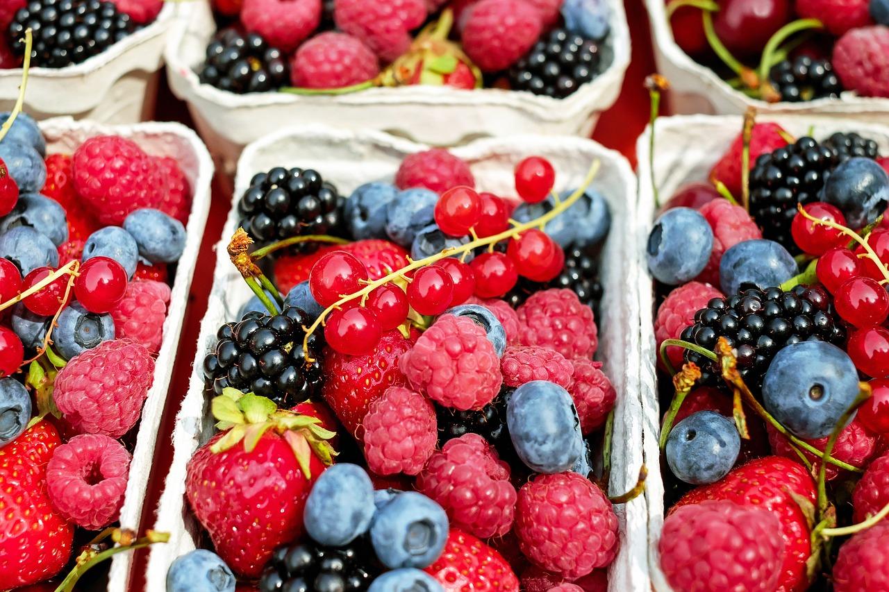 Najzdrowsze owoce – czyli co należy jeść