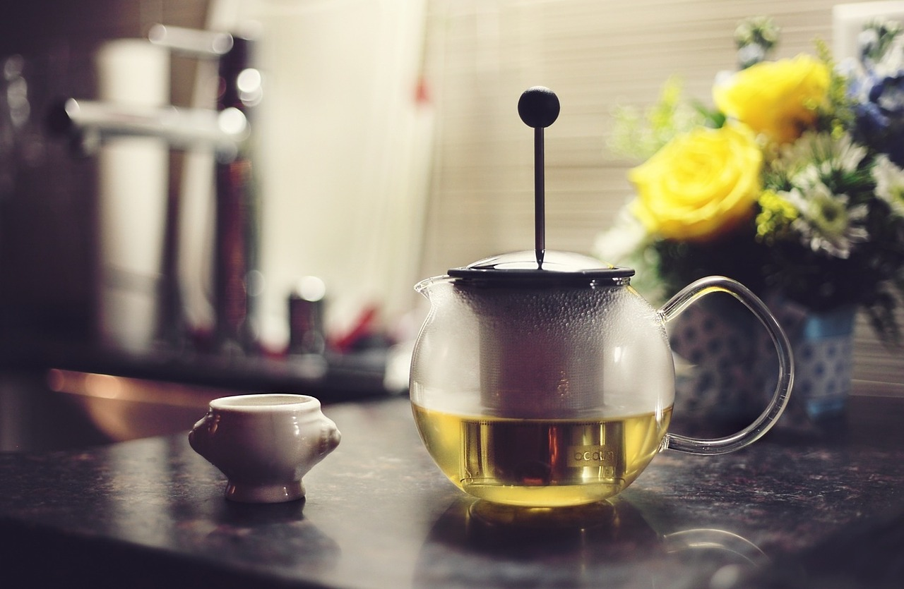Zielona herbata – właściwości zdrowotne – królowa wszystkich herbat