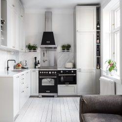 Okap w stylu retro – prosty sposób na odmienienie wystroju kuchni